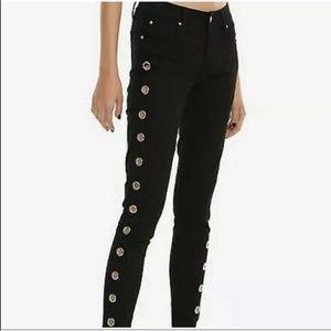 Tripp NYC Daang Goodman Grommet Jeans